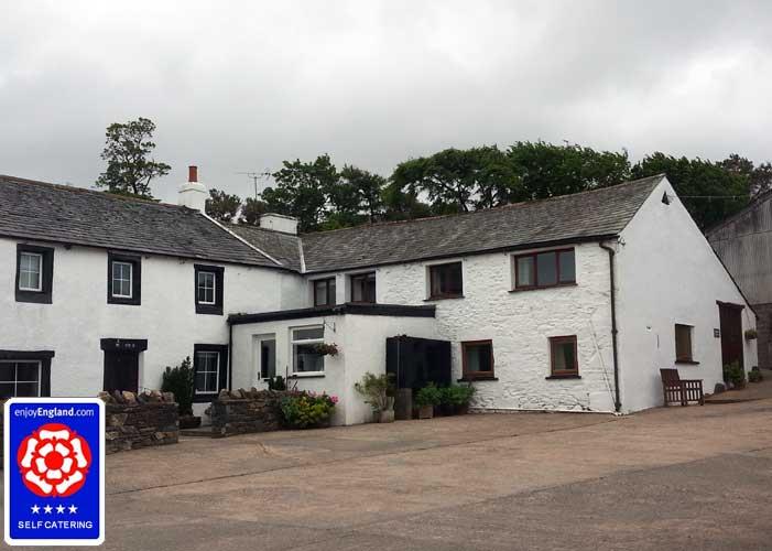 Pembroke Self Catering Cottage entrance